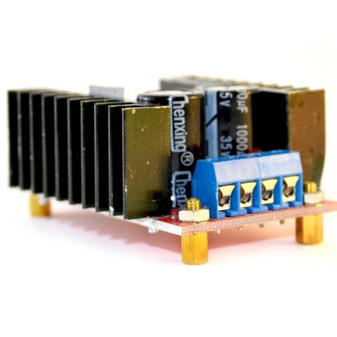 Voltage regulator, step-up 150w dc-dc, 0V - 32V => 12V-35V