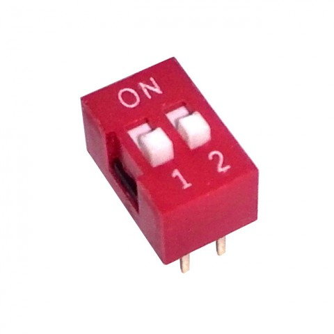 2bit DIP switch