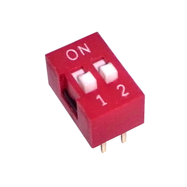 2bit DIP switch