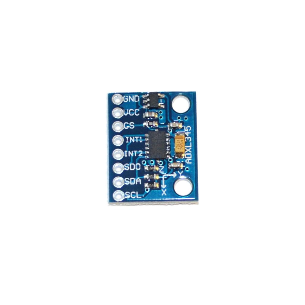 3-axis accelerometer ADXL345