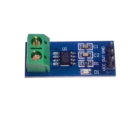 5A voolutugevuse sensor, ACS712T ELC-05B