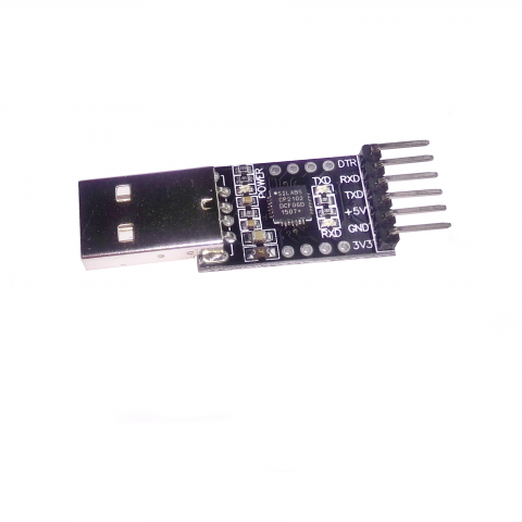 cp2102 noname serial-adapter pinout
