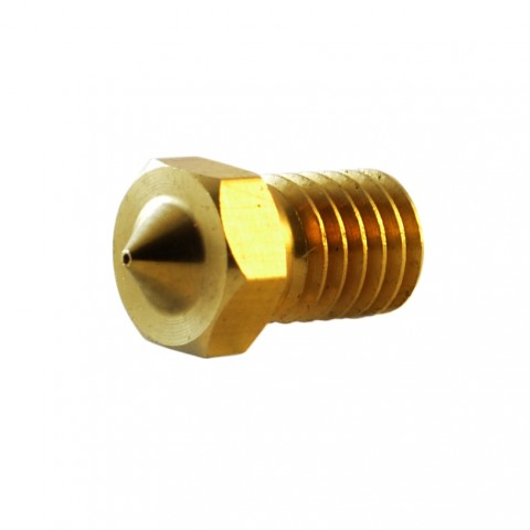 Nozzle 0.4mm, filament 1.75mm, 6mm