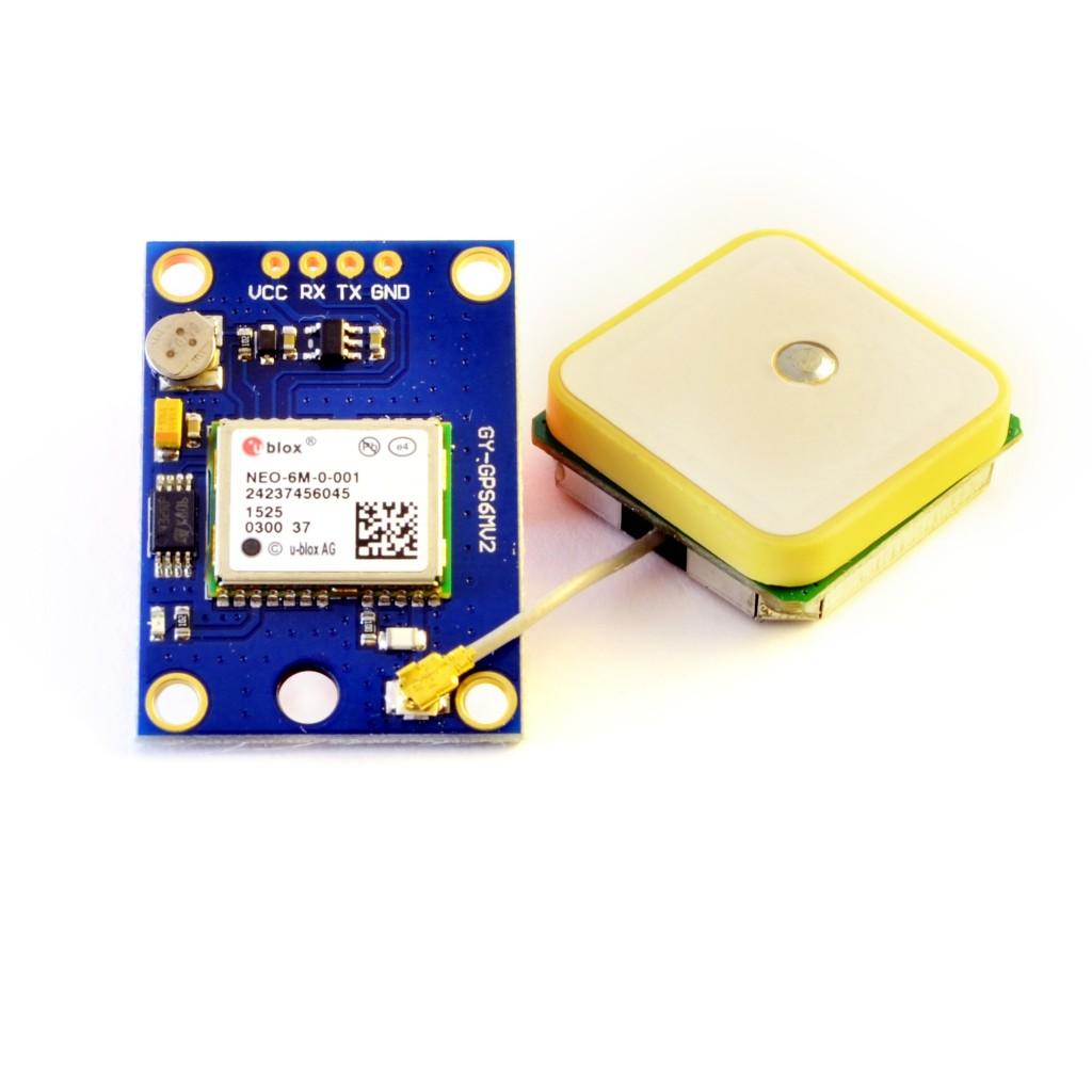 GPS moodul Ublox NEO-6M