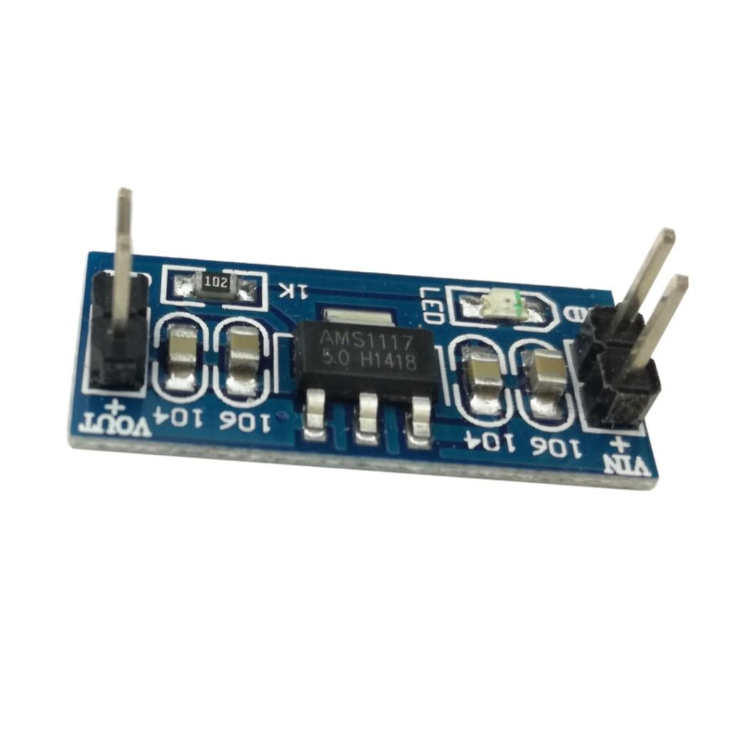 AMS1117-5V pingeregulaator