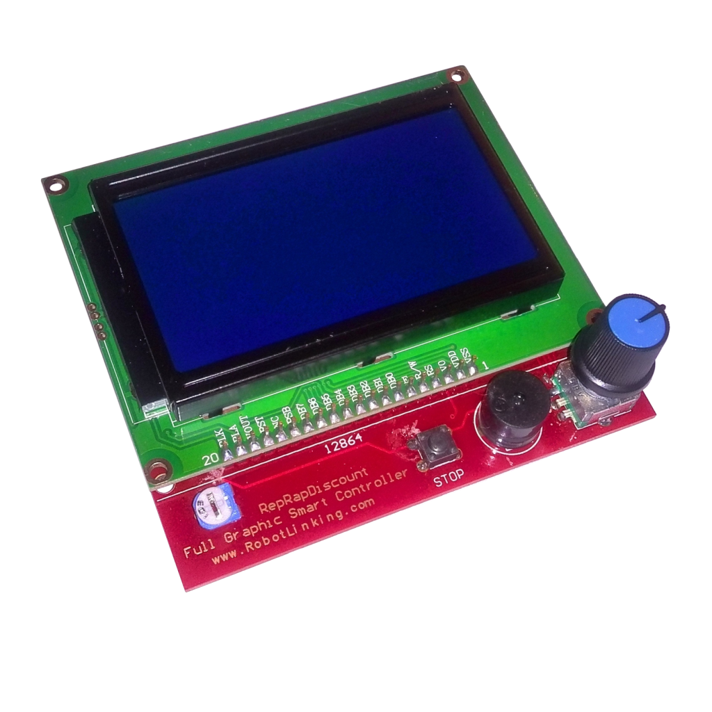 RAMPS 1.4 LCD 12864