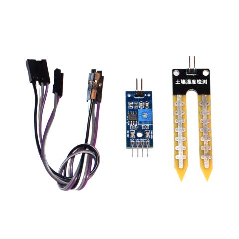 Mullaniiskuse sensor mikrokontrollerile