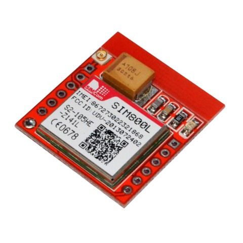 GSM / GPRS moodul sim800l