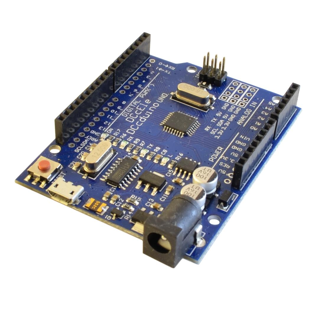 Arduino uno r arendusplaat micro usb isetegija ee