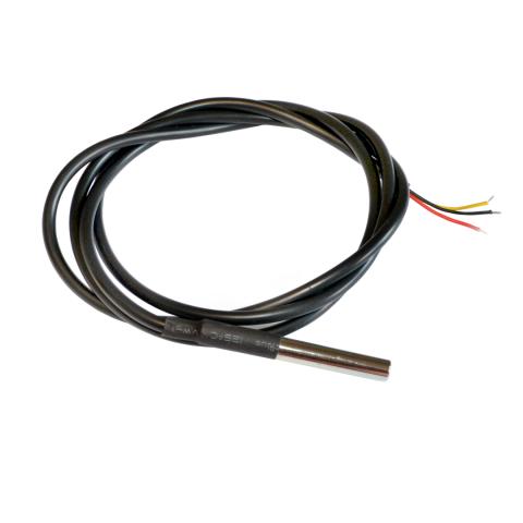 Digitaalne temperatuuriandur DS18b20, 1-wire protokoll