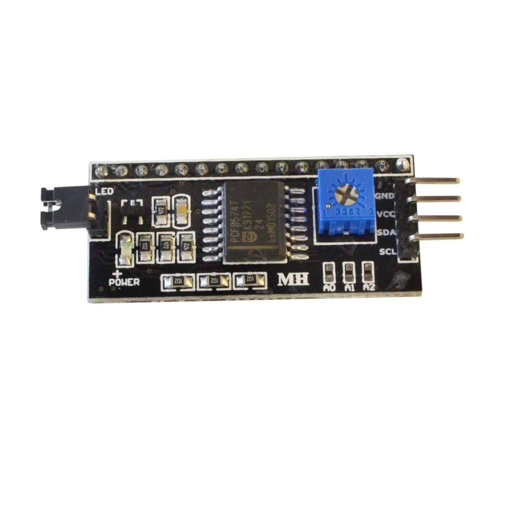 I2C uhenduse moodul LCD jaoks