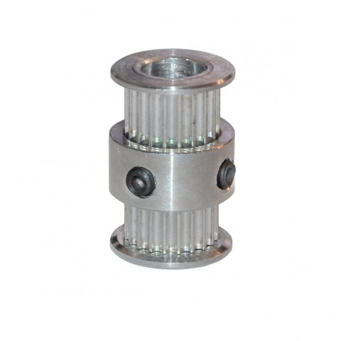 GT2-topelt-pulley-20-hammast-6mm-rihmale-8mm-vollile