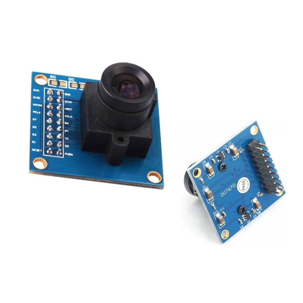 VGA kaameramoodul OV7670