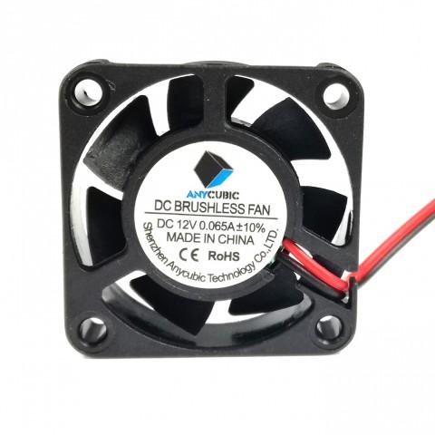 12V, 40mm x 40mm ventilaator