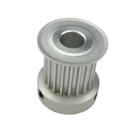 HTD3M pulley, 20 hammast, 8mm võllile ja 15mm rihmale